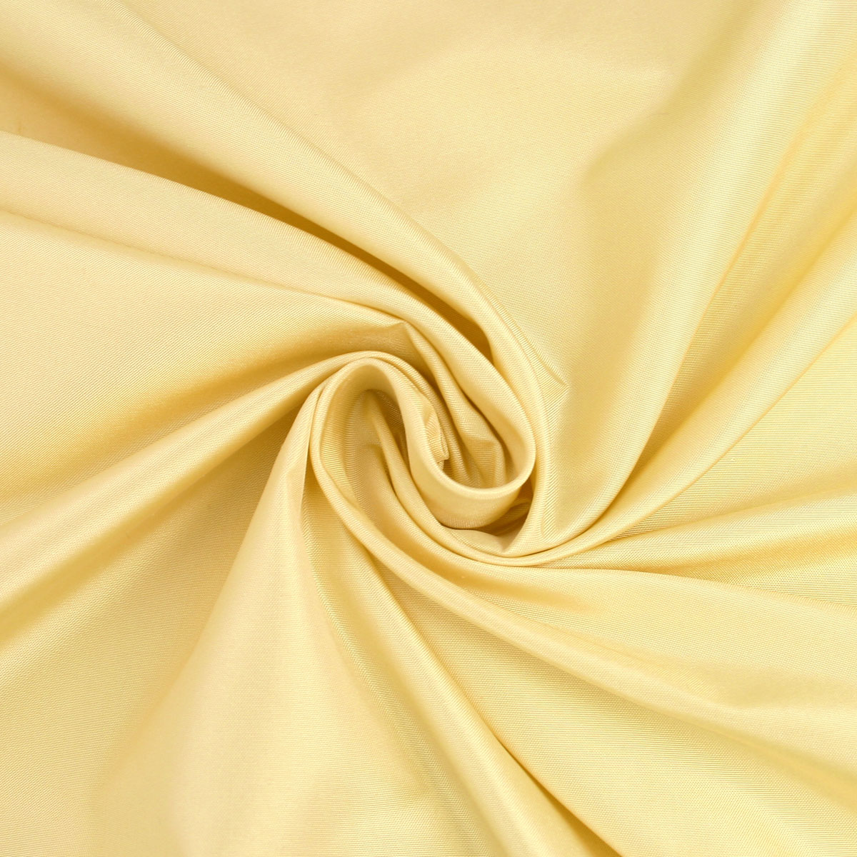 Clotted Cream Silk Taffeta